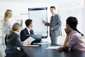 Quality Training in a Supportive Environment